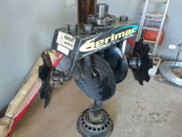 Máquina de plantio de mudas