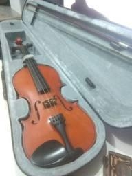 Violino Vogga Von 144 e Estojo Térmico