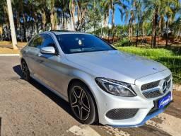 Mercedes Benz C250 2016 2.0 Turbo Sport (C/Assessórios AMG)