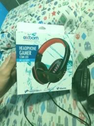 Headset Gamer Exbom Hf-g310p4 Usado
