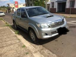 Vendo Toyota Hilux 3.0 Santander
