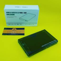Case para HD Notebook - USB 3.0