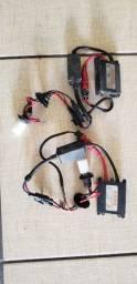 Xenom completo, com reator e lâmpadas, semi-novos