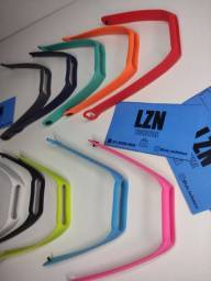 Pulseiras coloridas para Mi Band 5/6 consulte cores disponíveis! Aceitamos cartões!