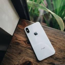 Título do anúncio: Apple iPhone X de 64GB em ótimo estado !!!