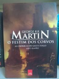 Livros Game of Trones