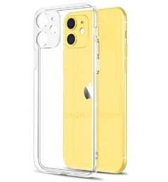 Case / Capinha Transparente iPhone 12 Pro Max Clear Case (Aceito cartão)