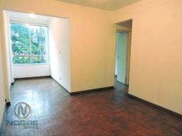 Apartamento com 2 dormitórios para alugar, 50 m² por R$ 950/mês - Várzea - Teresópolis/RJ