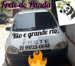Frete do Panda