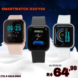 Y68/ D20 Smartwatch relógio inteligente