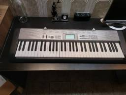 teclado musical casio lk-125 - teclas luminosas