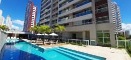 Apartamento com área de lazer completa 2 suítes e vista espetacular no Guararapes
