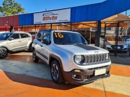 Jeep Renegade Sport 1.8 automático 67 mil km