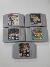 Jogos Nintendo 64