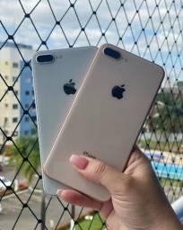 Iphone 8 Plus 64 GB- Vitrine - 12x sem juros