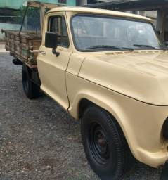 Caminhonete Chevrolet D10 ano 79