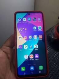 LG K62PLUS 128GB 4 CAMERAS 4GB DE RAM NOVINHO
