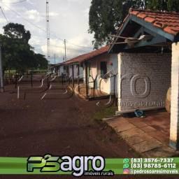 Fazenda à venda, 22000000 m² por R$ 45.000.000,00 - Zona Rural - Vila Rica/MT