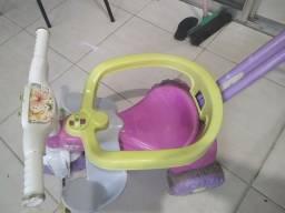 Título do anúncio: Triciclo para menina