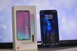 Celular Xiaomi Redmi Note 8 Dual Sim 64 Gb Azul-netuno 4 Gb Ram Usado