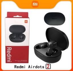 Título do anúncio: Fone Bluetooth Xiaomi Redmi Airdots 2 Original