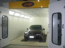 Vendo cabine de pintura automotiva