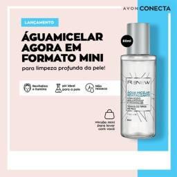 Água Micelar e  Tônico facial RENEW AVON