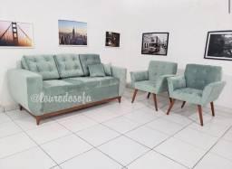 Título do anúncio: Sofá de luxo
