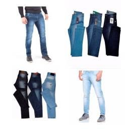 calça jeans  na promoção