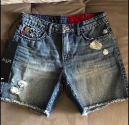 Bermuda/Short jeans Ellus novo