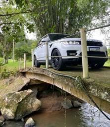Range Rover Sport 2017 na Garantia de Fábrica