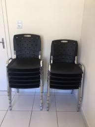 Vendo cadeiras 180.00 cada