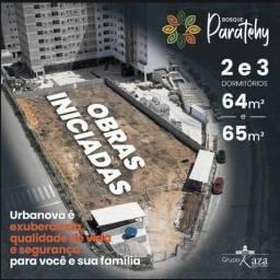 Bosque Paratehy - Urbanova - Apartamentos com baixo custo
