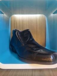 Título do anúncio: Sapato social 100% couro
