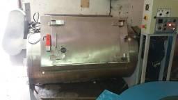 Máquina de lavar industrial