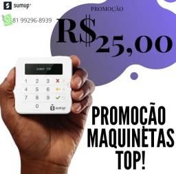 MAQUINETAS SUMUP TOP promo.