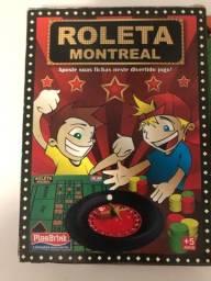 Roleta Montreal Infantil
