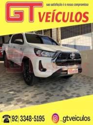 Título do anúncio: Hilux SRV 4X4 Diesel 2021 Zero KM