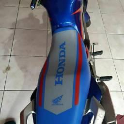 Capa de Banco Esportiva Moto