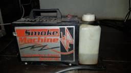 Título do anúncio: 2 maquinas de fumaça = Smoke Machine Compact Line Serie III e Fog Junior art Lumi