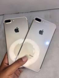 Título do anúncio: iPhone 7 plus Gold 128 GB