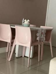 Cadeira Tramontina Rosa