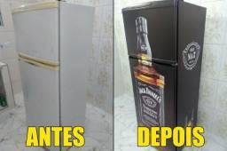 ENVELOPAMENTO DE GELADEIRA