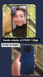 X3 POCO 128 GB
