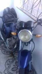 Título do anúncio: Moto Suzuki EN 125 Yes