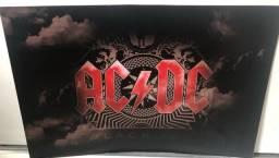 Placa Decorativa AC/DC