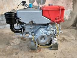 Título do anúncio: Motor yanmar b8 std