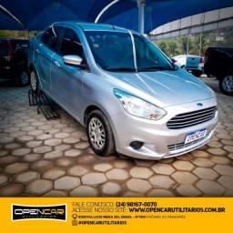 Título do anúncio: Ford KA sedan completo com gnv