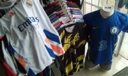 Camisetas de times