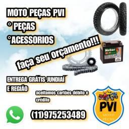 Moto Peças PVI Jundiaí